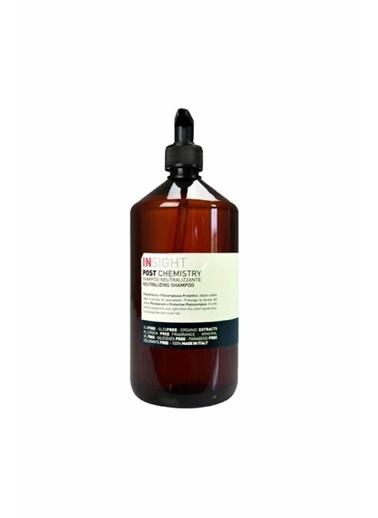 Insight Post Chemistry Kimyasal ışlem Sonrası şampuan 1000 ml Renksiz